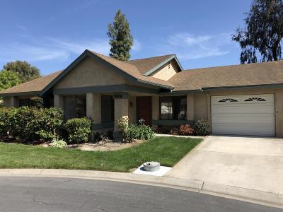 Camarillo Single Family Home For Sale: 39034 Village 39