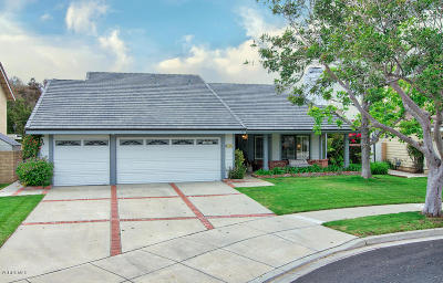 Oxnard Single Family Home For Sale: 2120 Brook Hollow Court