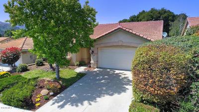 Ventura Single Family Home Active Under Contract: 119 Los Cabos Lane