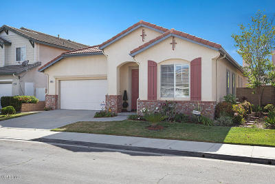 Simi Valley Single Family Home For Sale: 2455 Pathway Avenue