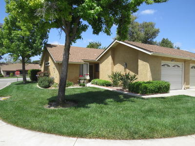 Camarillo Single Family Home Active Under Contract: 44101 Village 44