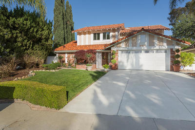 Westlake Village CA Single Family Home For Sale: $949,000