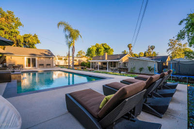 Thousand Oaks Single Family Home For Sale: 1483 Strawberry Hill Road