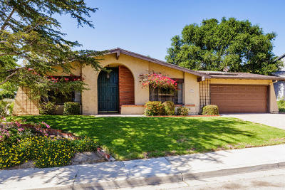 Ventura Single Family Home For Sale: 5937 Viewcrest Court