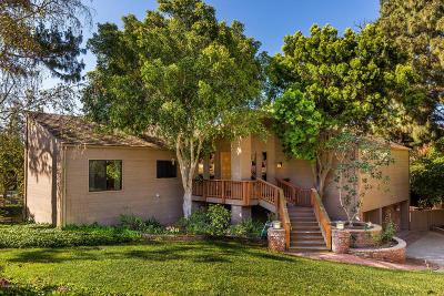 Camarillo Single Family Home For Sale: 1244 Calle Aurora