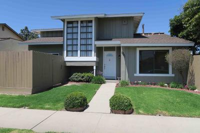 Single Family Home Active Under Contract: 1841 Adelaide Court