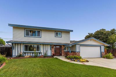 Camarillo Single Family Home For Sale: 1941 Bancroft Street