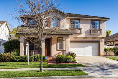 Fillmore Single Family Home Active Under Contract: 830 Union Pacific Street