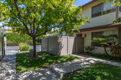 Thousand Oaks Single Family Home Active Under Contract: 2184 Sonoma Court