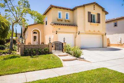 Camarillo Single Family Home Active Under Contract: 5062 Via Fresco
