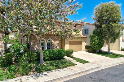 Camarillo Single Family Home For Sale: 4589 Calle Brisa