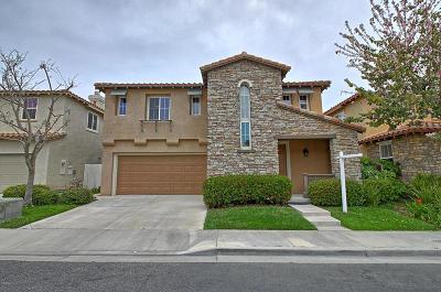 Camarillo Single Family Home For Sale: 4605 Calle Brisa