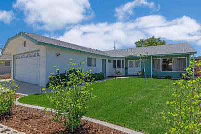 Fillmore Single Family Home Active Under Contract: 313 McNab Court