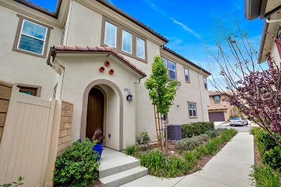 Simi Valley Single Family Home For Sale: 6476 Summit Village Lane #3