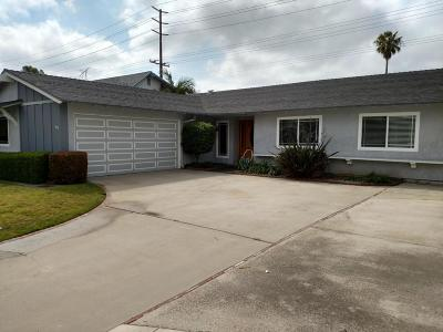 Ventura Single Family Home For Sale: 8220 Denver Street