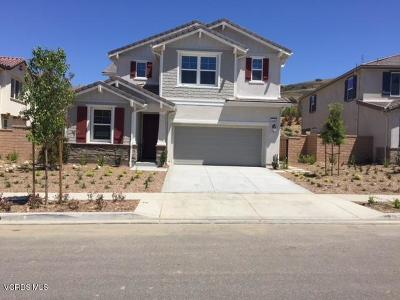 Simi Valley Single Family Home For Sale: 224 Sequoia Avenue