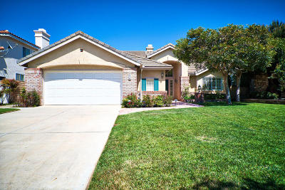 Oxnard Single Family Home For Sale: 2316 Arcadian Shores Trail