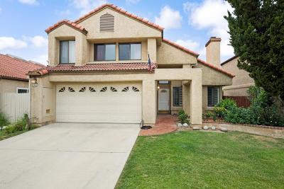Simi Valley Single Family Home For Sale: 2241 Oak Haven Avenue
