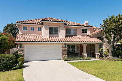 Oxnard Single Family Home For Sale: 2701 Windcrest Court