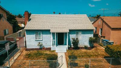 Oxnard CA Single Family Home For Sale: $375,000