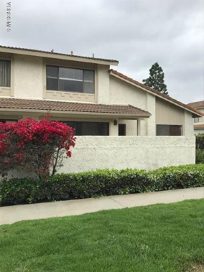 Camarillo Single Family Home Active Under Contract: 642 Chapala Drive