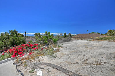 Ventura County Residential Lots & Land For Sale: 4889 Foothill Road