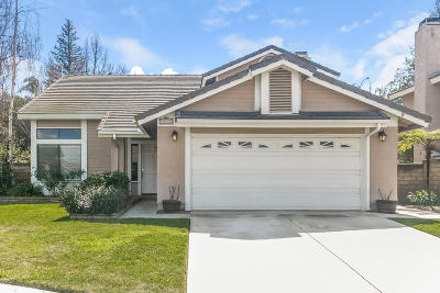 Moorpark Single Family Home For Sale: 13180 View Mesa Street