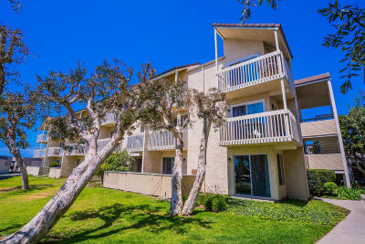 Port Hueneme Single Family Home For Sale: 259 S Ventura Road #241