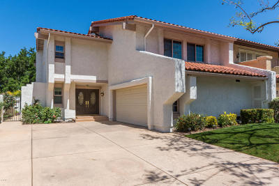 Westlake Village Single Family Home For Sale: 1675 Ryder Cup Drive