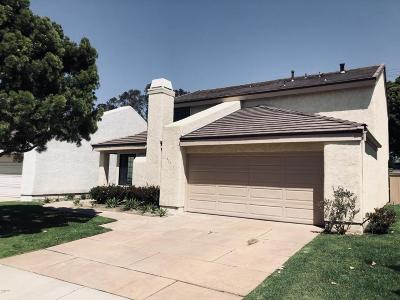 Port Hueneme Single Family Home For Sale: 437 Village Road