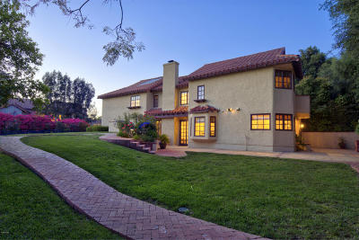 Westlake Village CA Single Family Home For Sale: $1,350,000