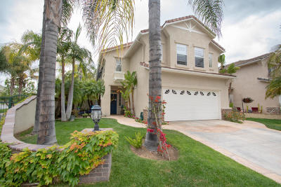 Simi Valley Single Family Home For Sale: 561 Shadow Lane