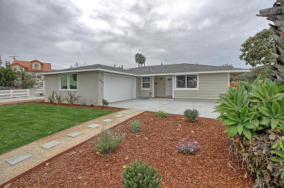 Ventura Single Family Home For Sale: 3965 Dean Drive