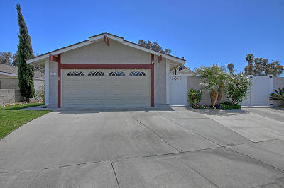 Oxnard Single Family Home For Sale: 1010 Nelson Place