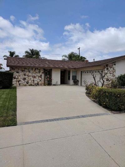 Camarillo Rental For Rent: 1491 Wolverton Avenue