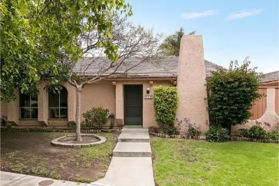 Oxnard CA Single Family Home For Sale: $369,000