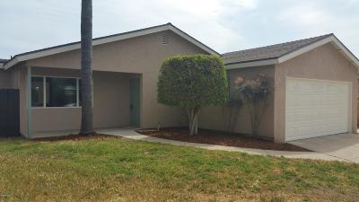 Ventura CA Single Family Home For Sale: $549,900