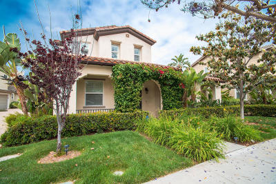 Camarillo Single Family Home For Sale: 341 Spring Park Road