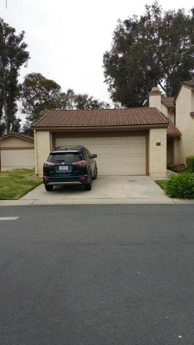 Ventura Rental For Rent: 899 Miller Court