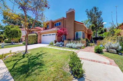 Simi Valley Single Family Home For Sale: 5434 Honeyman Street