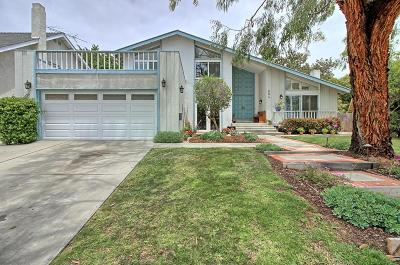 Ventura Single Family Home For Sale: 234 Donner Avenue