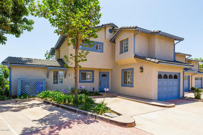 Port Hueneme Single Family Home For Sale: 639 E Pleasant Valley Road