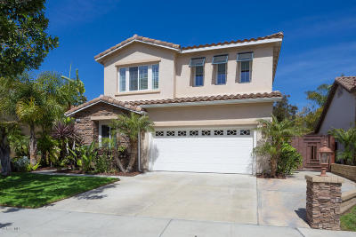 Camarillo Single Family Home For Sale: 2075 Las Estrellas Court