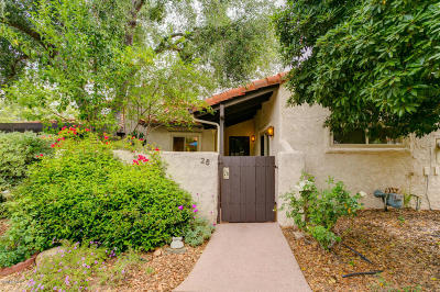 Ojai Single Family Home For Sale: 410 Church Road #26