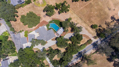 Ojai Single Family Home For Sale: 627 E Villanova Road