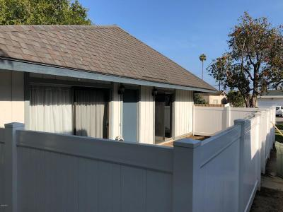 Oxnard Single Family Home Active Under Contract: 2010 Miramar Walk