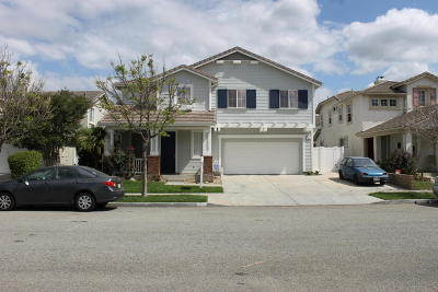Fillmore Single Family Home For Sale: 749 Union Pacific Street