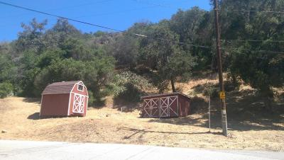 Ventura Residential Lots & Land For Sale: Camp Chaffee Road