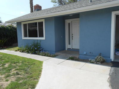 Fillmore Single Family Home Active Under Contract: 453 Market Street