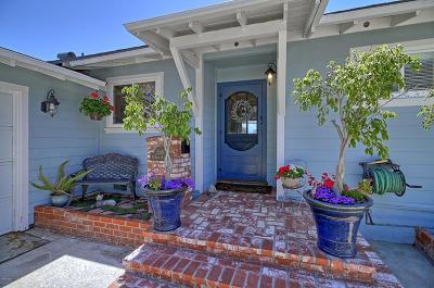 Ventura Single Family Home Active Under Contract: 5560 Bryn Mawr Street